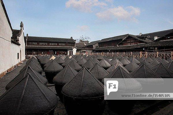 Wuzhen maotai-flavor garden