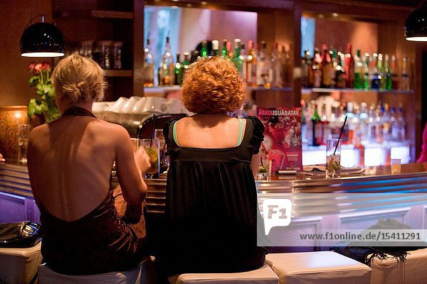 Women in Restaurant Clazz in Tallinn