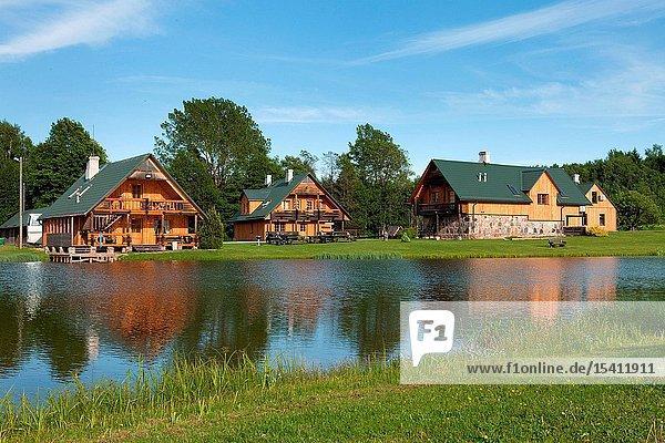 Setomaa tourism farm  Meremäe  Southern Estonia