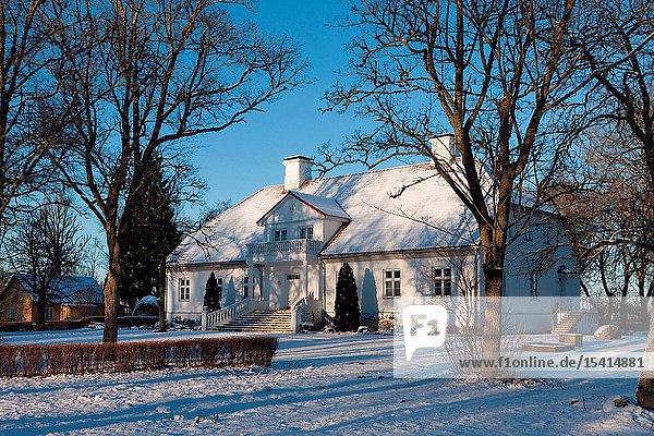 Saare Manor in Noarootsi  Western Estonia