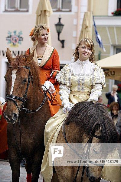 The Annual Festival of Tallinn Old Town Days