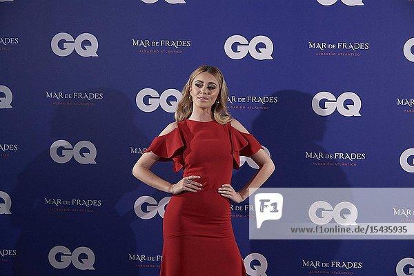 Amaia Izar attends 'GQ Incontestables' Awards 2019 at Espacio Villanueva on May 29  2019 in Madrid  Spain