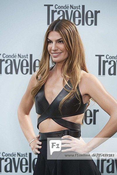 Bianca Brandolini attends Conde Nast Traveler 2019 Awards at Embassy of Italy on June 4  2019 in Madrid  Spain