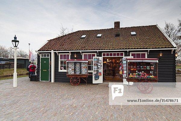 Europe  Holanda  Amsterdam district  Zaanse Schans.