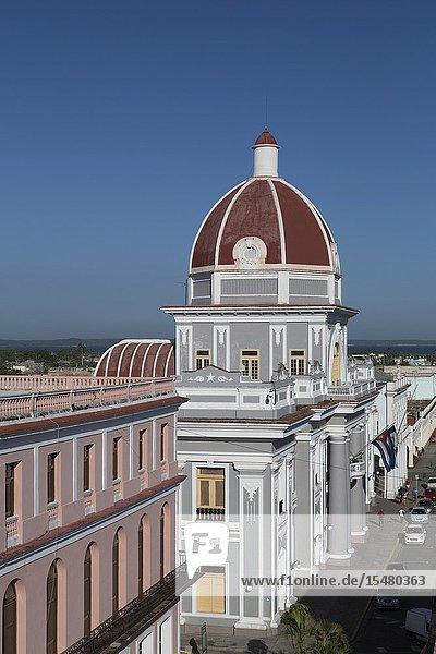Palacio de Gobierno (Government Palace) in Cienfuegos  Cienfuegos Province  Cuba.