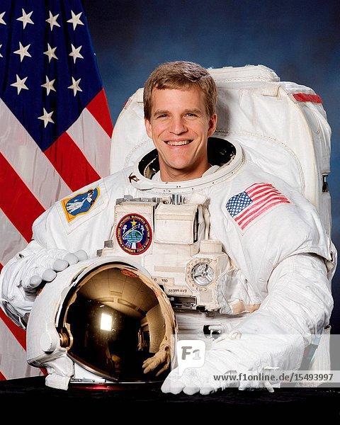 Astronaut Scott E. Parazynski  mission specialist