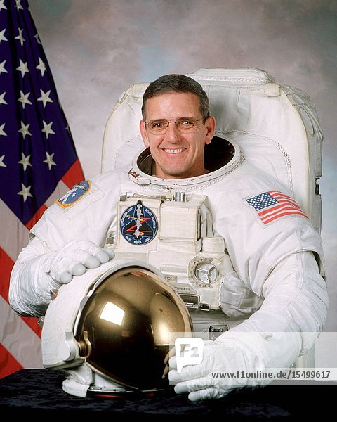 Astronaut William S. McArthur  Expedition 12 commander and NASA Space Station Science Officer