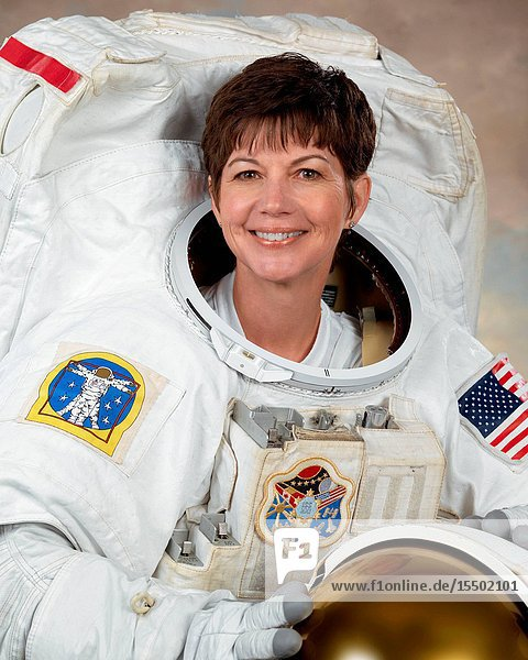 Astronaut Catherine G. Coleman  ISS flight engineer