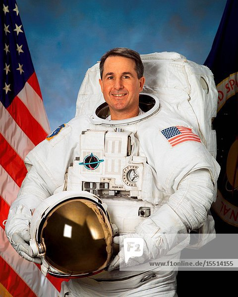 Astronaut Stephen K. Robinson  mission specialist.