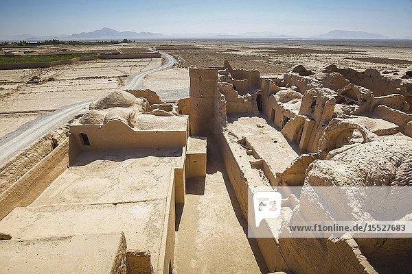 Fortress. Sar Yazd. Iran  Asia.