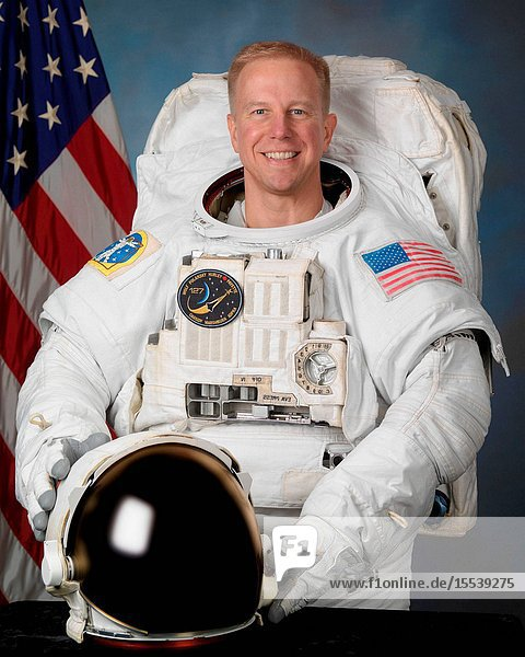 NASA astronaut Timothy L. Kopra  mission specialist