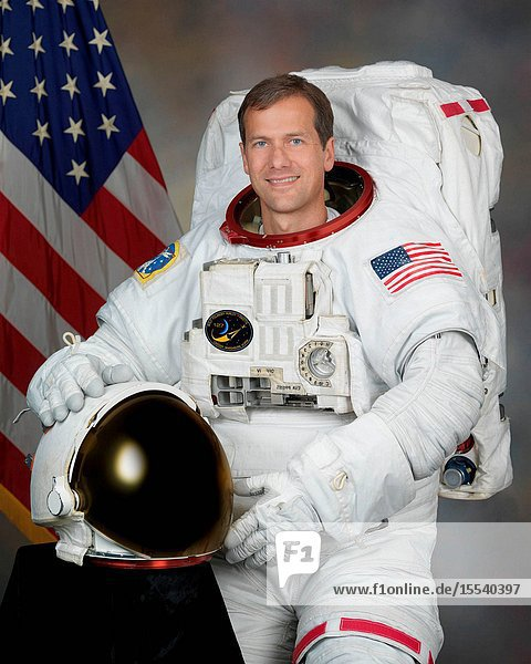 Astronaut Thomas H. Marshburn  mission specialist