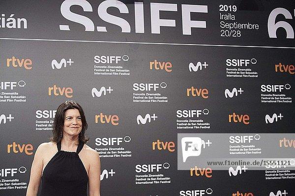 Laia Marull attended 'La inocencia' Premiere during 67th San Sebastian Film Festival at Kursaal Palace on September 23  2019 in San Sebastian  Spain
