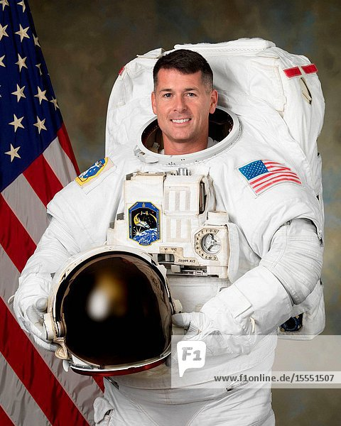 Astronaut Robert S. (Shane) Kimbrough  mission specialist