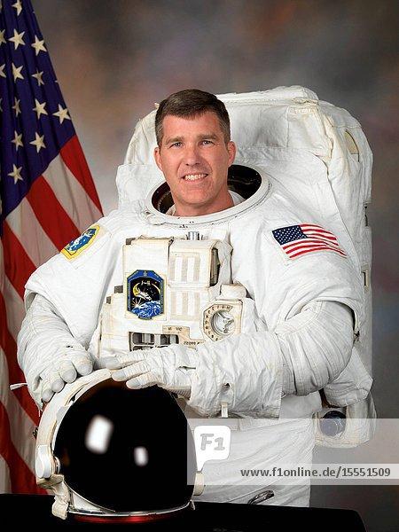 Astronaut Stephen G. Bowen  mission specialist.