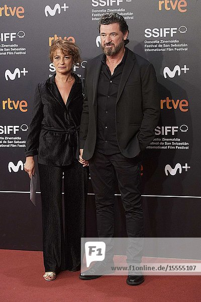 Julio Medem attended 'The Song of Names' Premiere during 67th San Sebastian Film Festival at Kursaal Palace on September 28  2019 in San Sebastian  Spain