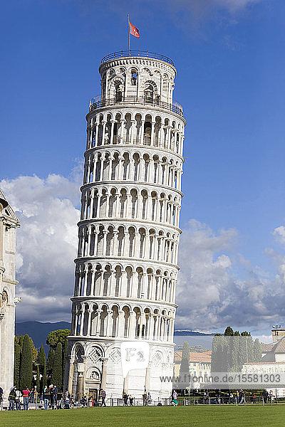 Italien  Toskana  Pisa  Schiefer Turm