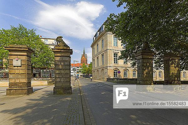 Deutschland  Niedersachsen  Hannover  Neues Tor