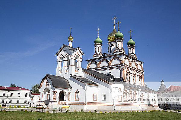 Troitse-Sergiyev Varnitskiy Monastery  near Rostov Veliky  Golden Ring  Yaroslavl Oblast  Russia