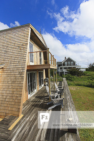 Vacation home  Block Island  Rhode Island  USA