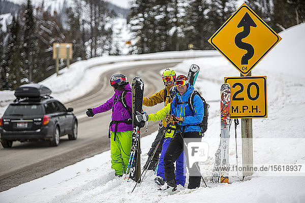 Skiing Lifestyle