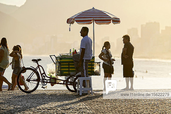 Ipanema  Rio de Janeiro  Brazil.