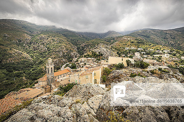 Speloncato  Korsika  Frankreich