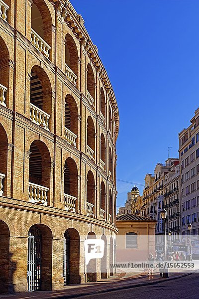 Plaza de Toros  Valencia  Spain  Europe