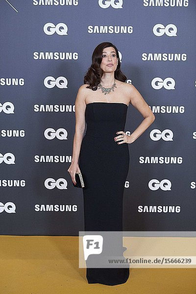 Angie Cepeda attends GQ Men of the Year Awards 2019 at Palace Hotel on November 21  2019 in Madrid  Spain