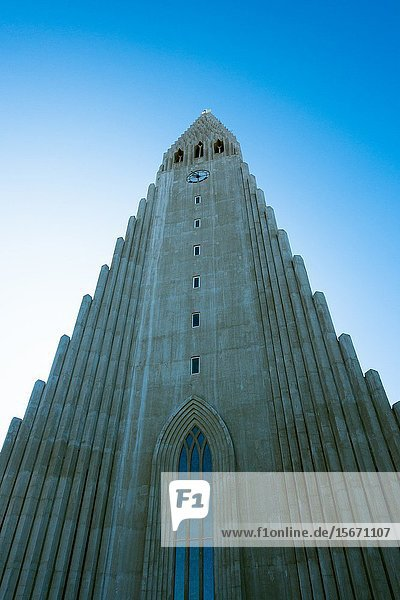 Hallgrímskirkja is a Lutheran (Church of Iceland) parish church in Reykjavík  Iceland.