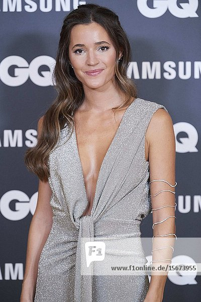 Malena Costa attends GQ Men of the Year Awards 2019 at Palace Hotel on November 21  2019 in Madrid  Spain