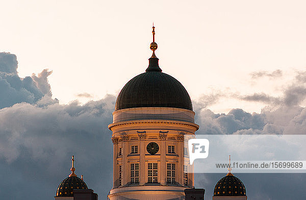 View of Helsinki Cathedral