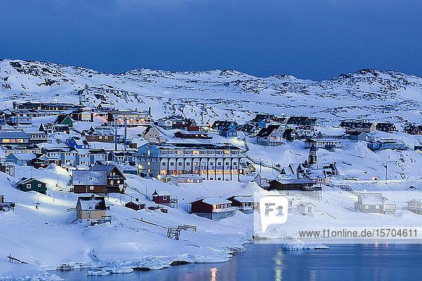 Hotel und Ferienanlage  Ilulissat  Grönland
