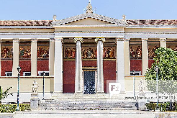 University of Athens  Athens  Greece  Europe