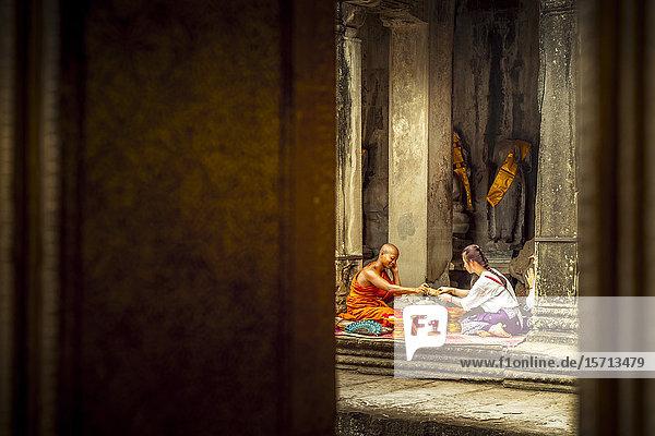 Angkor Wat  Angkor  Cambodia  Asia