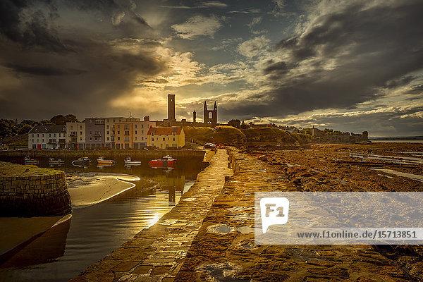 Saint Andrews  Fife  Scotland  Europe