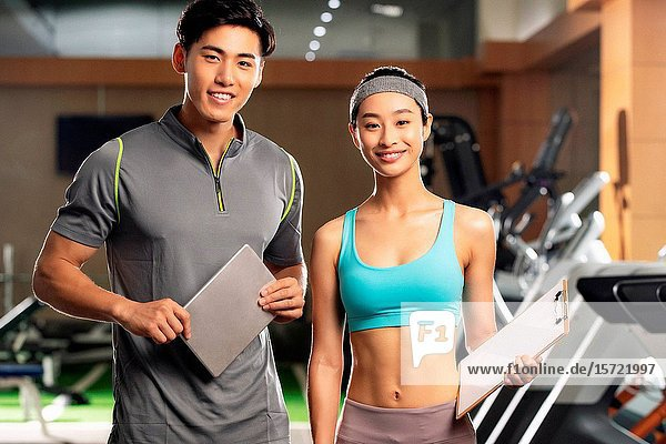 Youth fitness trainer