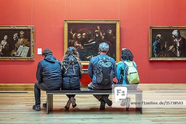 National Gallery of Ireland  Dublin  Ireland.