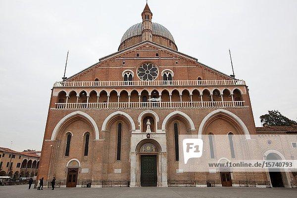 The Pontifical Basilica of Saint Anthony of Padua,  Italy,  Europe.