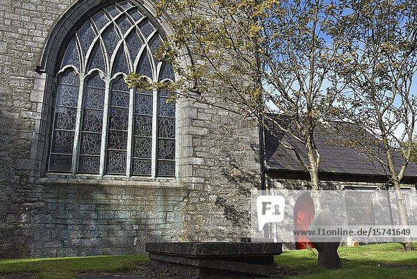 St. Nicholas' Collegiate Church  Galway  Connemara  County Galway  Republic of Ireland  North-western Europe.