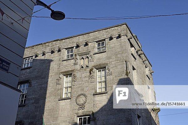 Lynch's Castle  Shop Street  Galway  Connemara  County Galway  Republic of Ireland  North-western Europe.