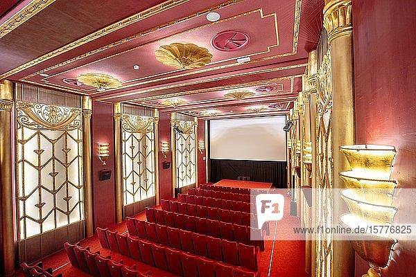 The Fulgor Cinema  Rimini  Emilia Romagna  Italy  Europe