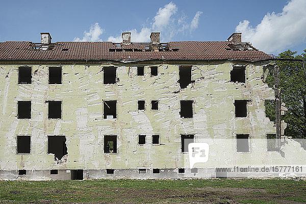 Abbruchgebäude