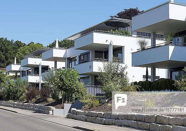 Exklusive Wohnanlage  Eigentumswohnungen