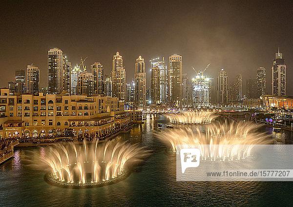 Burj Park  Dubai  VAE