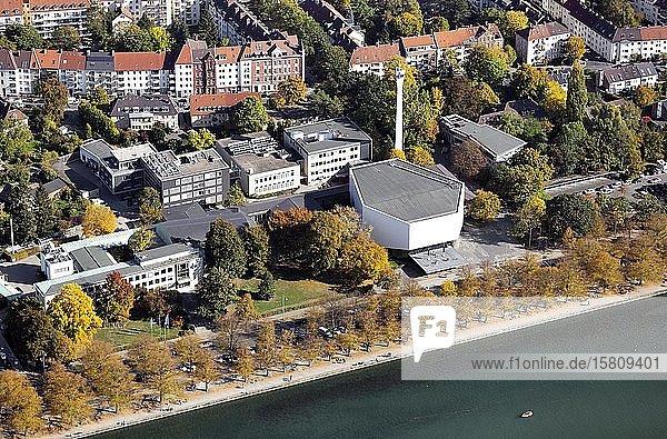 Norddeutscher Rundfunk  NDR  Landesfunkhaus  Großer Sendesaal  Hannover  Niedersachsen  Deutschland  Europa