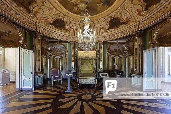 Palacio Nacional de Queluz  Don Quijote Saal  Queluz  Portugal  Europa