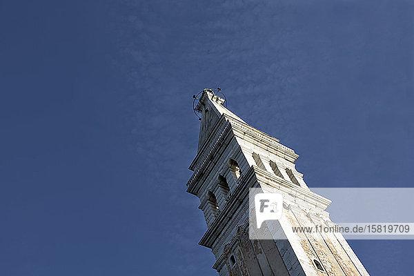Croatia  Istria  Rovinj  Campanile