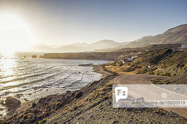 Strand bei Triopetra  Kreta  Griechenland