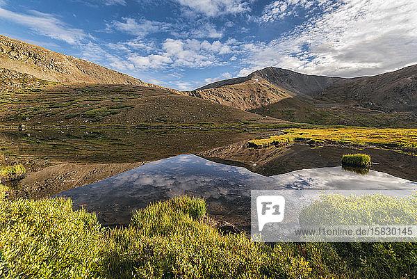 Shelf Lake in den Rocky Mountains  Colorado